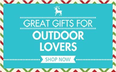 Great Gifts For Outdoor Lovers