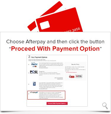 How to Use Afterpay at CrazySales   Afterpay Stores & Login