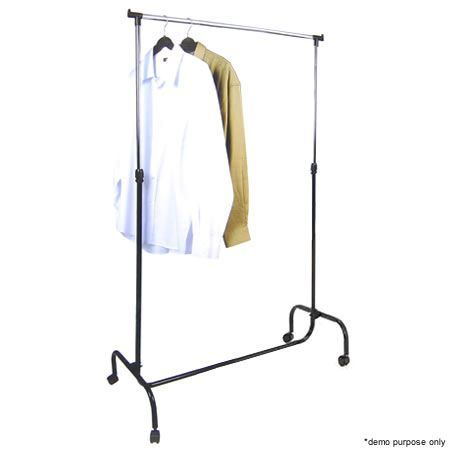 Portable Adjustable Clothes Rack