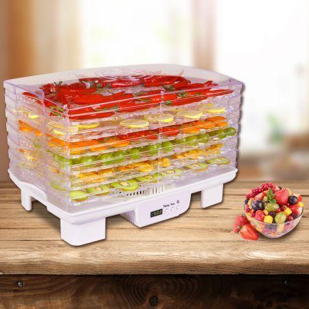 Maxkon Food Dehydrator Commercial Preserve Yogurt Fruit
