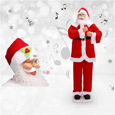 1.88M Singing & Dancing Santa Claus | Crazy Sales