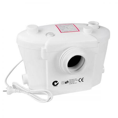 400w Sewage Macerator Toilet Pump 240l Min Crazy Sales