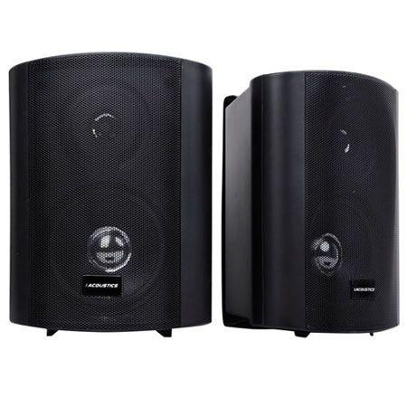 3-Way Indoor Outdoor Waterproof Speakers