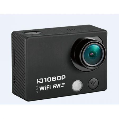 AT300 Full HD 1080P WiFi Sport Action Outdoor Camera DV - Black