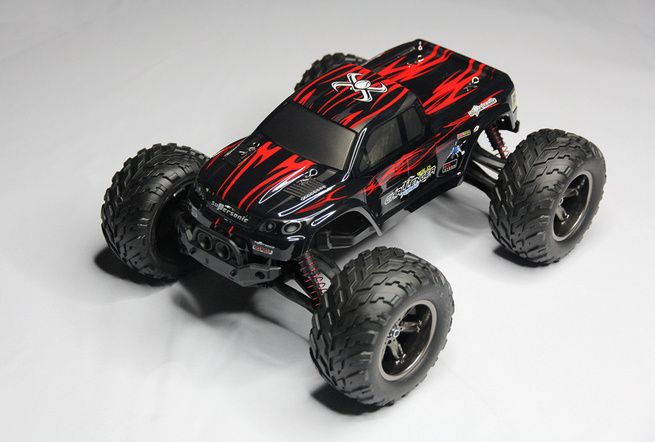 Cool Remote Control Cars: Cool GPTOYS S911 2WD High Speed 40km/h Remote Control Off