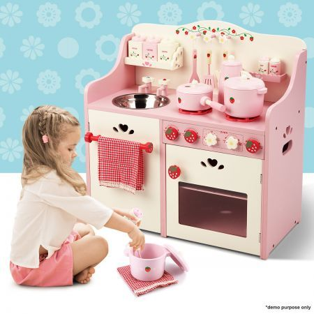 wooden toy kitchen accessories wooden kitchen with cookware accessories sales 1651