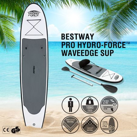 Bestway Hydro Force Inflatable Surfboard - SUP