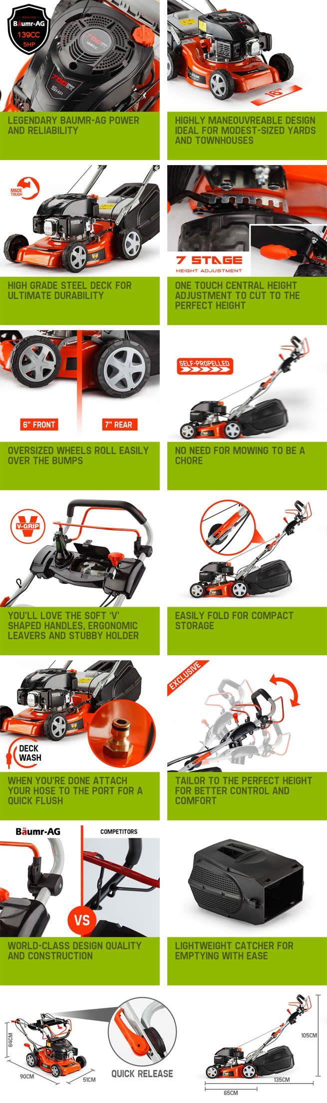 baumr ag lawn mower manual