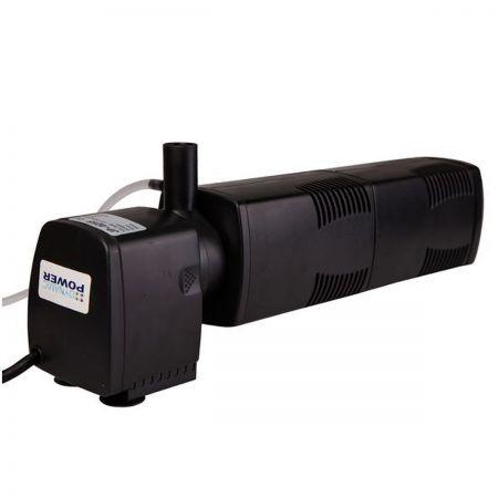 2.5m 1600L/H Aqua Aquarium Filter Pump Submersible Pump