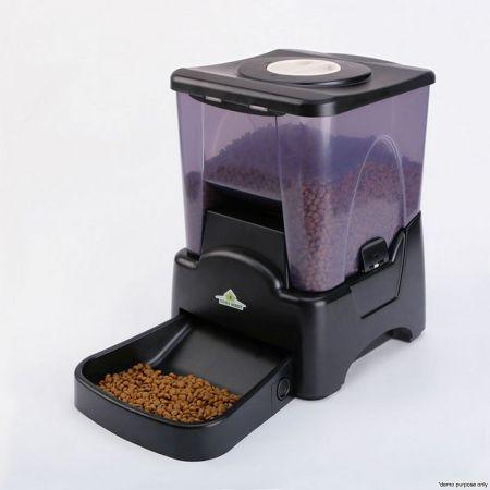 10L Dog Pet Auto Feeder Food Dispenser