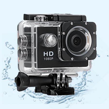 New SJ4000 Waterproof DV 1080P Full HD Action Sports Video Camera Camcorder -Black
