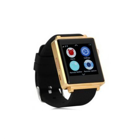 Shopping With Payments Smartwatch Clock