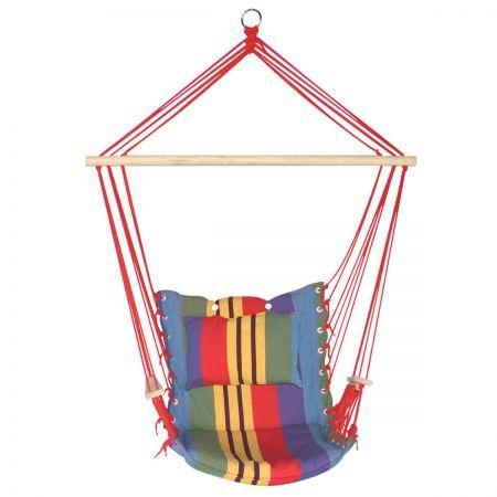 Hammock Swing Chair - Multi-colour