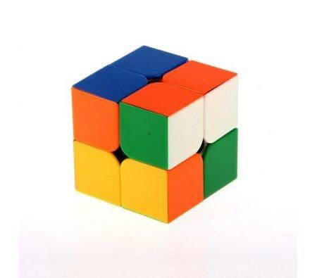 50mm 2x2x2 Magic Speed Cube