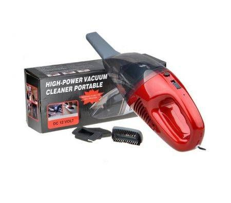Car Vacuum Cleaner Wet And Dry Dual-Use Super Suction