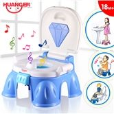 Portable Kids Training Toilet-Blue