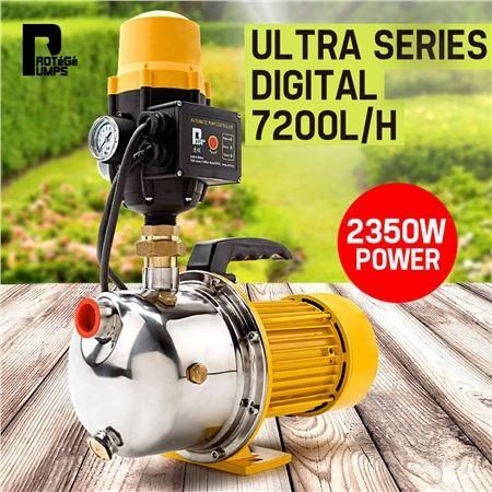 Protege Ultra Series 3 15hp High Pressure Jet Water Pump