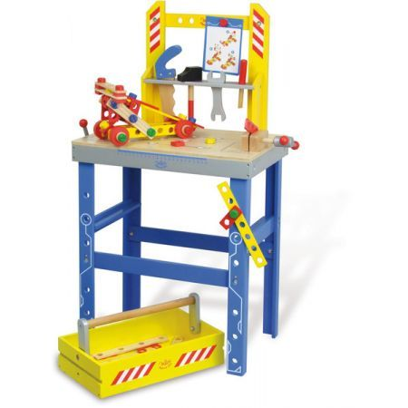 Large Workbench with Accessories by Vilac