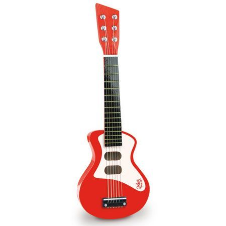 Red Rock'N'Roll Guitar by Vilac