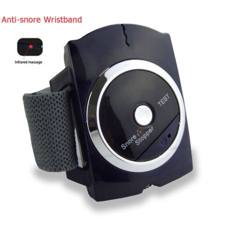 Anti Snore Wristband- Intelligent Infrared Snore Stopper Device