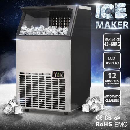 Commercial Ice Cube Maker