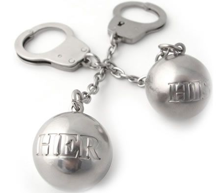 bathroom light led his amp hers amp chain keyrings www crazysales au 10855