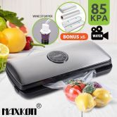 Maxkon LED Vacuum Sealer Food Saver-Free bags & Rolls 28CM