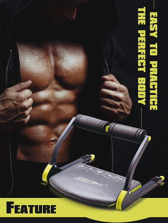 fitness ab machine