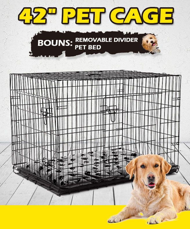 Comfortable Large Dog Crates For Home