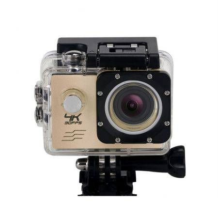 Wifi Style 16Mp Ultra HD 4K 30Fps 2.0 Inch 170 Degree Lens 30M Waterproof Action Camera