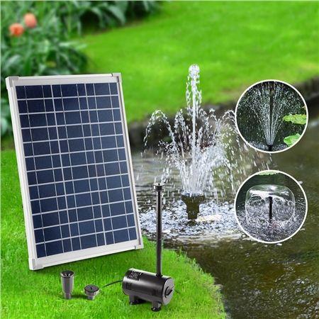 Solar Pumps Outdoor Wild Anal