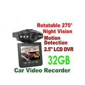 Portable Dash DVR Car Video Vehicle Camera In-Car IR Recorder