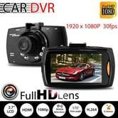 H300 1080P Car Dvr Camera Dash Video Recorder 2.4'' Crash G-Sensor Night Vision