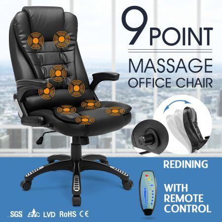 9 Point Massage Office Chair