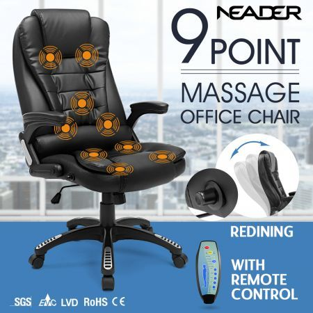 9 point massage office chair crazy sales