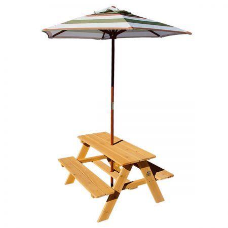 Lifespan kids sunset picnic table with umbrella crazy sales - Children s picnic table with umbrella ...