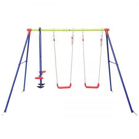 Metal swing set deals