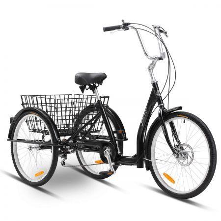 Progear 24 Quot Ride Free Adult Trike Black Crazy Sales