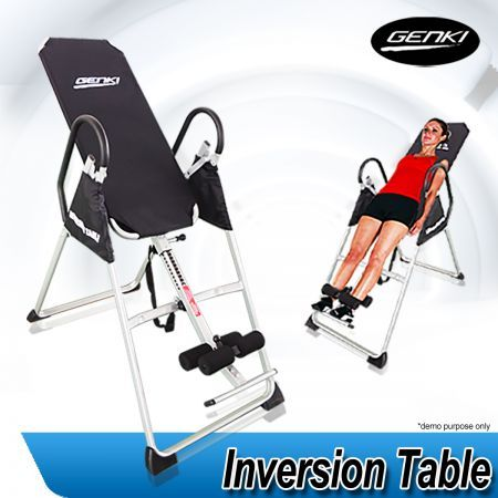 Genki Inversion Gravity Table