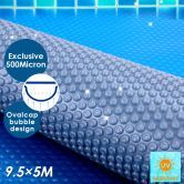 500 Micron Solar Swimming Pool Cover Blanket 9.5M x 5M