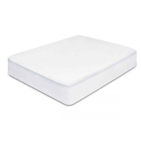 Waterproof Bamboo Mattress Protector - Queen