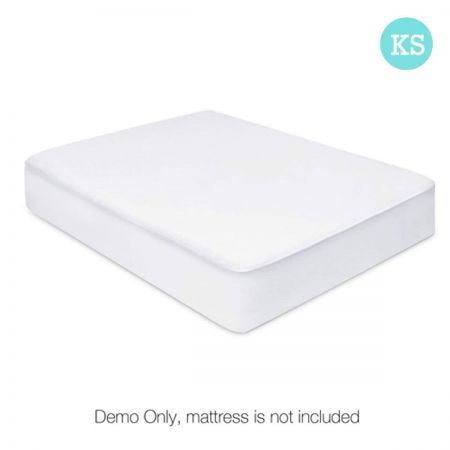 Waterproof Non Woven Mattress Protector King Single