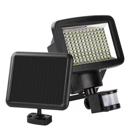 120 LED Solar Sensor Outdoor Light