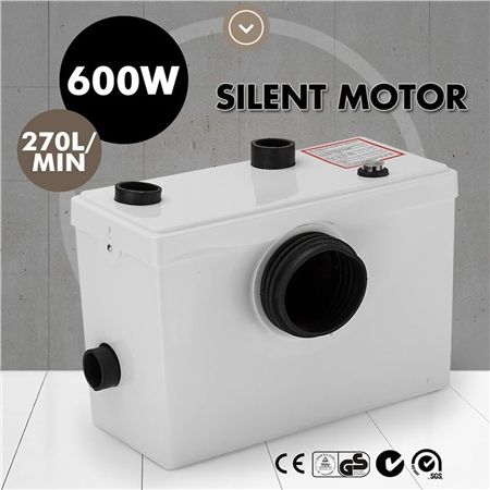 Protege 600W Macerator Waste Water Pump