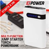 E-Power JS18 Portable Car Jump Starter Power Bank Battery Charger for iPhone and Android 12V