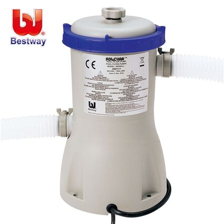 Bestway Flowclear Above Ground Swimming Pool Filter Pump Crazy Sales