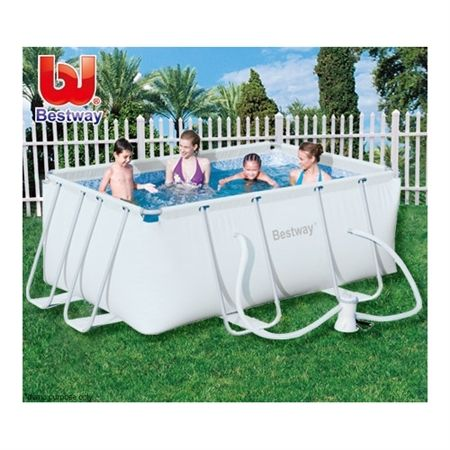 Bestway Steel Pro Frame Above Ground Swimming Pool Crazy Sales