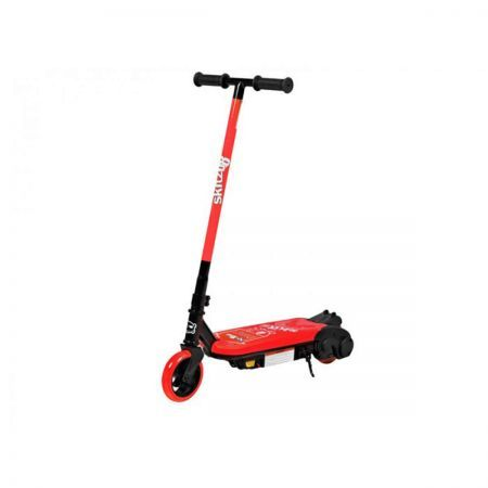 Go Skitz 0.8 80w Electric Scooter - Neon Red