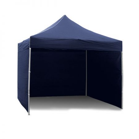 Wallaroo 3x3 Marquee - Pop Up Gazebo - Blue