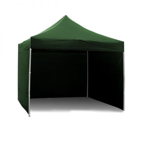 Wallaroo 3x3 Marquee - Pop Up Gazebo - Green